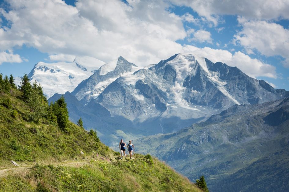 Mountain Beach Fitness Retreat at No.14 Verbier