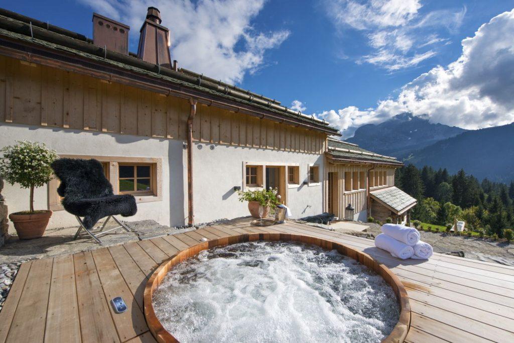 Chalet Lottie, Gstaad