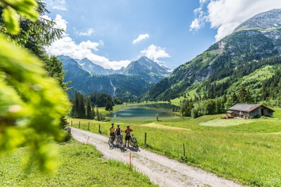 Alps summer holidays