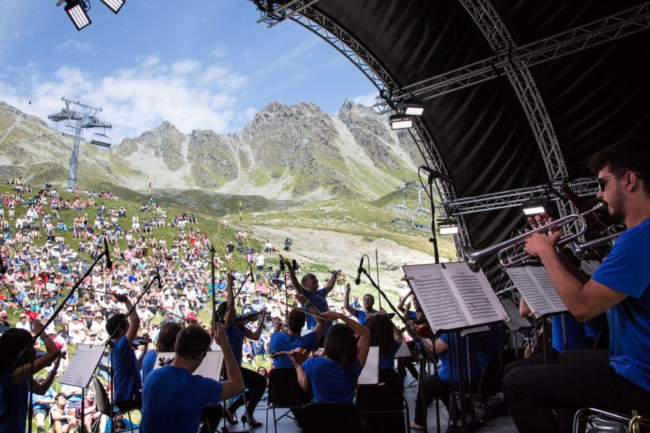Events in Verbier