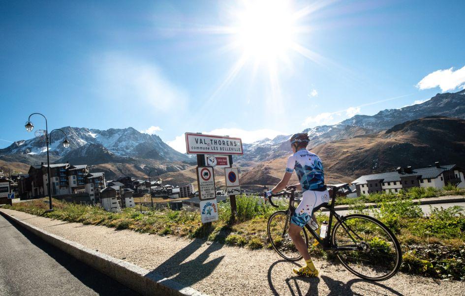 Tour de France in the Alps