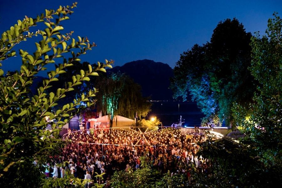 Summer Events in the Alps