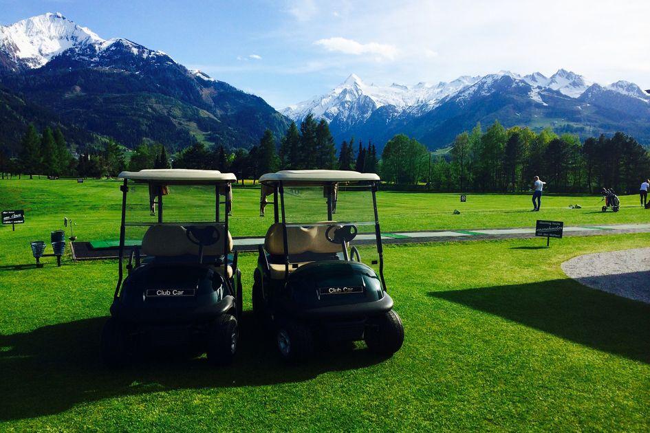Golf - summer holiday Morzine