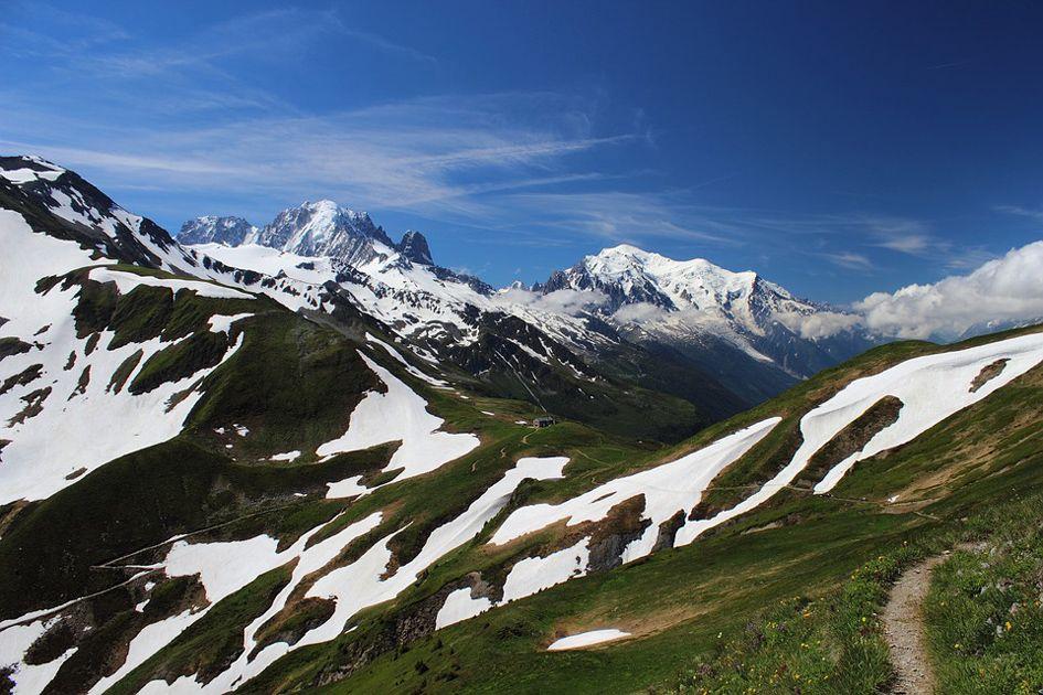 Hiking and Walking in summer, Morzine