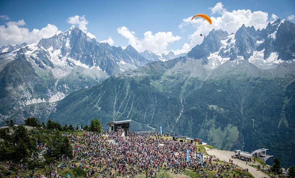 Events in the Alps this Summer
