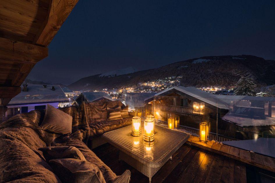 Lodge des Nants, summer chalet Morzine