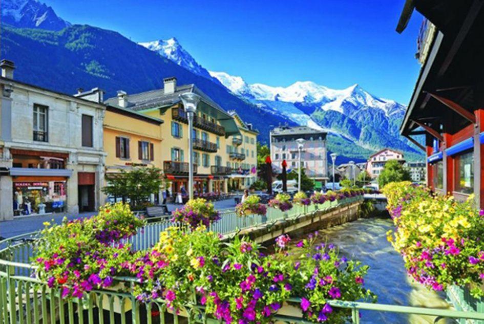 Summer Alpine Holiday