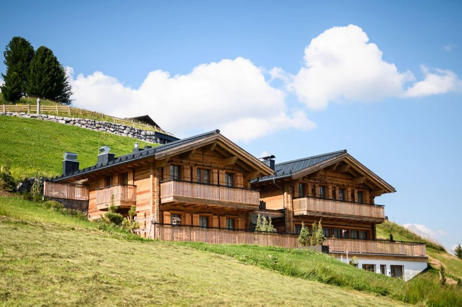 Chalet Mimi, Alps. Summer, Mountains, Luxury, Lech