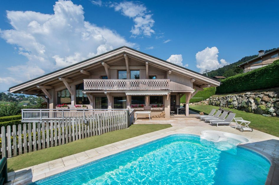 Megeve, summer, luxury ski holiday, summer in the alps