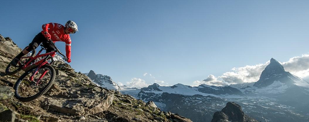 Traillove Mountain Bike Festival, Zermatt, summer events Zermatt, events in the Alps