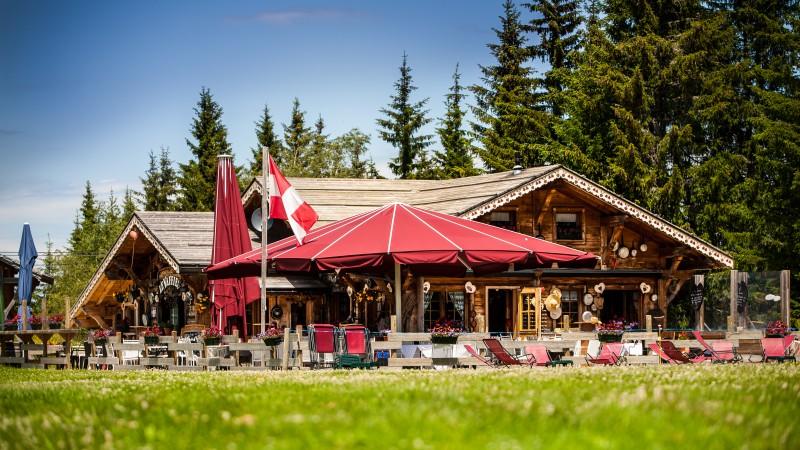 mountain restaurant, alpine cuisine