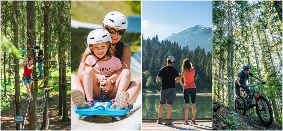 Morzine summer holidays, summer holidays in morzine, Morzine family summer holidays, French alps summer activity holidays