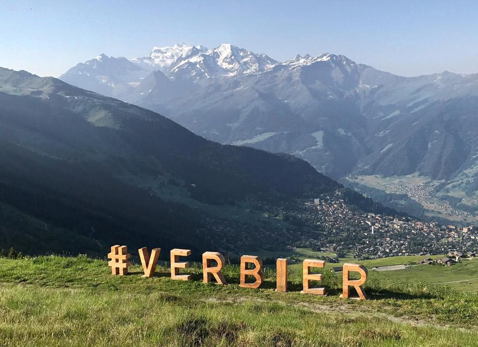 Summer in Verbier. Luxury summer holidays in Verbier.