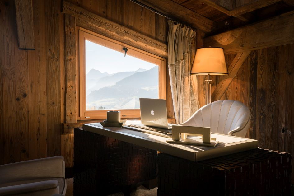 work from home, mountain office, office with a view