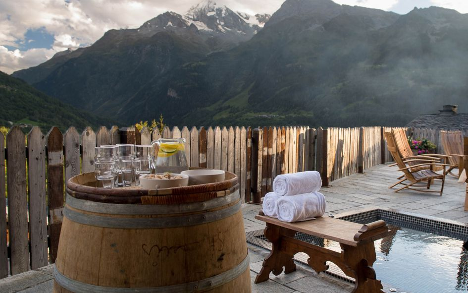 luxury mountain retreat, alpine escapes, summer mountain cabin, remote chalets France