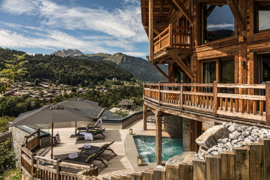 affordable luxury chalet holiday, summer chalet holiday deals, value for luxury