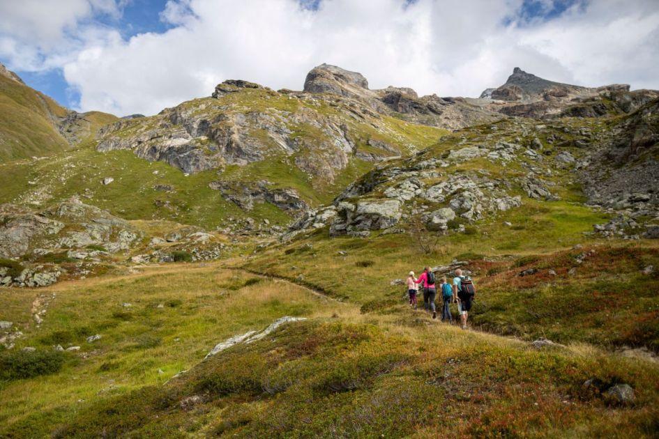 hiking in Vanoise National Park, National Park Holidays, Activities in Vanoise National Park, Vanoise National Park Hikes
