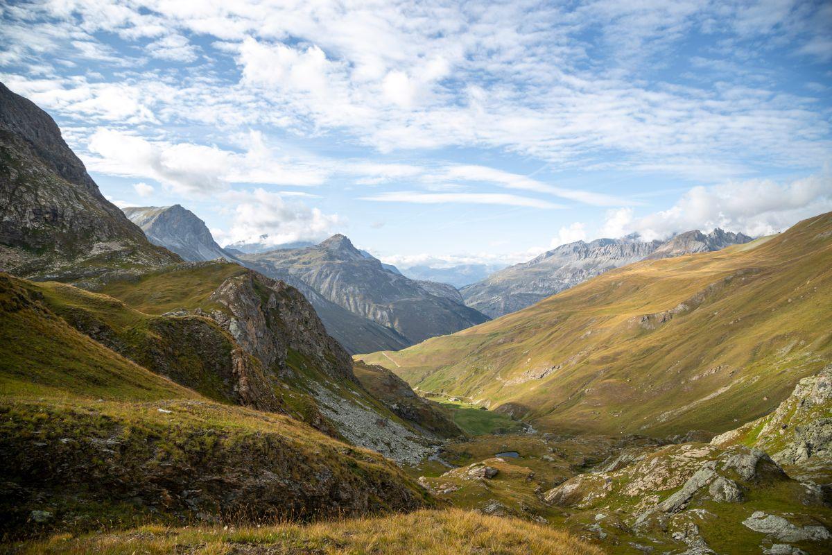 vanoise national park, grand paradis Vanoise,
