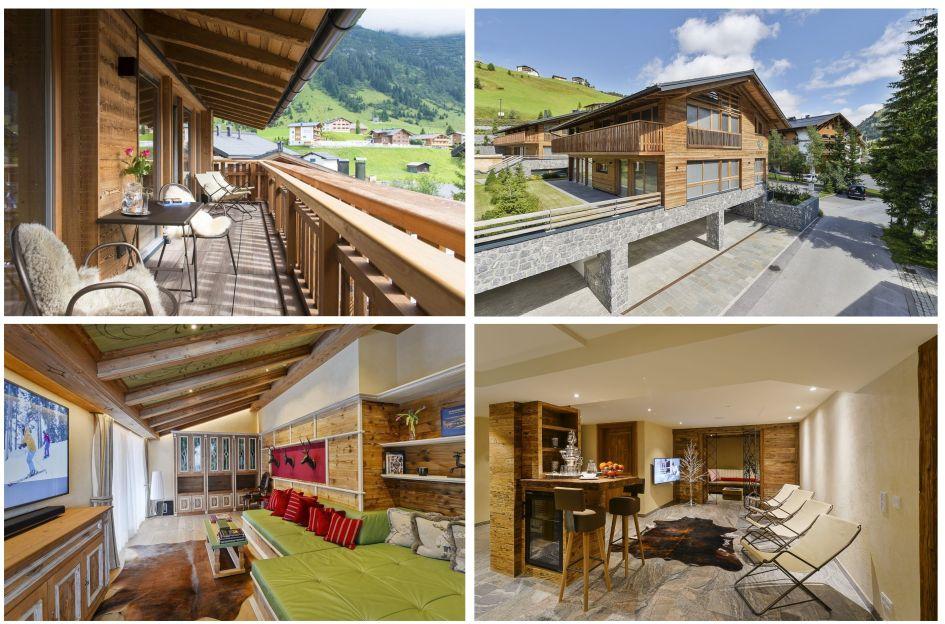 Lech, summer, mountains, wellness, luxury chalet, family alps holiday, summer mountain holiday