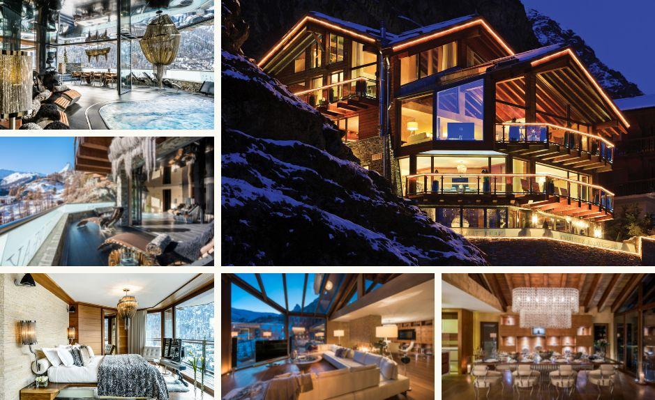 Zermatt chalet, luxury chalet Zermatt, luxury chalet Swiss Alps, summer holiday in Zermatt, summer chalet in Zermatt, catered chalet Zermatt